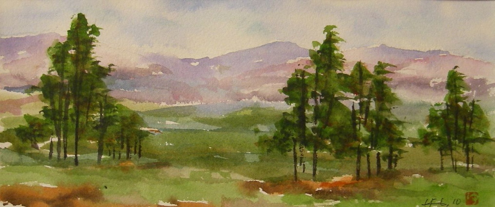 Study-1 (11x4) Private collection